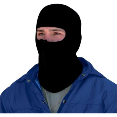 CAGOULE BALACLAVA FLEECE W/ZIPPER